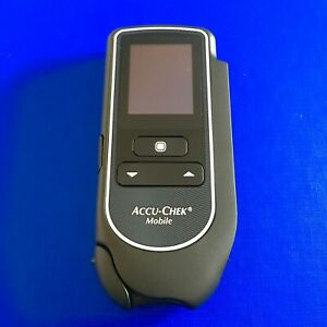 Accu Chek Mobile Blood Glucose Meter - For Diabetics - Single Unit Meter Only