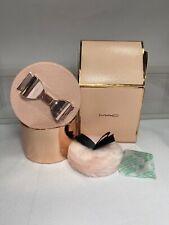 BNIB RARE Mac Making Pretty Silver Dusk Iridescent Loose Powder Pristine!!