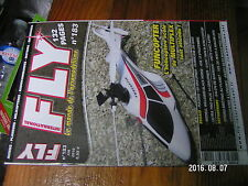 1?µ µ? Revue FLY n°183 Funcopter ASK 13 G103C Twin III Wedell Williams