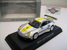 PORSCHE 997 gt3 RSR, bianco, 2012, Porsche-spacciatore (Norev) 1:43, OVP