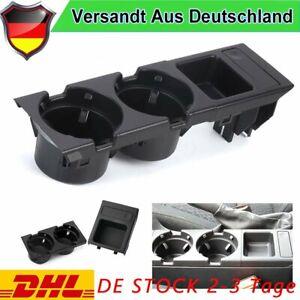 Auto Getränkehalter Aufbewahrungsbox Mittelkonsole für BMW 3Series E46 Mode DE