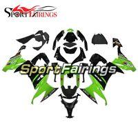 Green Sportbike Bodywork For Kawasaki ZX10R 2008 2019 2010 zx10r ABS Fairing Kit