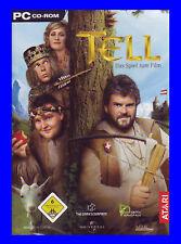 Tell Das Spiel zum Film für PC NEU