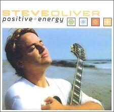 Audio CD Positive Energy (Remastered Edition with Bonus Track) - Steve Oliver -