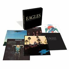 THE EAGLES - THE STUDIO ALBUMS 1972-1979: 6CD BOX SET (March 25th 2013)