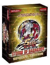 YuGiOh STORM OF RAGNAROK SPECIAL EDITION Pack SEALED!!