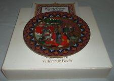 Villeroy & Boch Heinrich Russian Fairy Tales MARIA MOREVNA No10 1982 BOXED PLATE