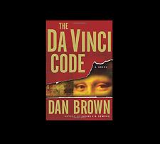 The Da Vinci Code by Dan Brown Hardcover book FREE SHIPPING davinci BESTSELLER!