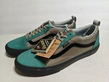 Vans Old Skool Gore-Tex All Weather MTE Low Evergreen Size 10.5 New