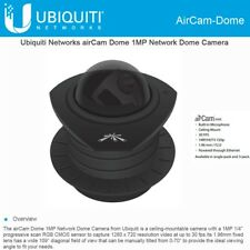 Ubiquiti AirCam Dome IP Camera airVision.