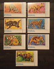 Briefmarken Guinea Tiere,postfrisch