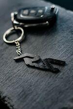 Renault RS Clio Megane Schlüsselanhänger Carbon Key Chain Z083