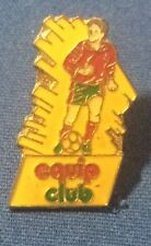 EQUIP CLUB France Soccer Lapel Hat Pin