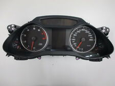 original Audi A4 8K Tacho Kombiinstrument MFA FIS Benziner Speedomete 8K0920930A