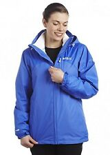 Regatta Alegra Womens Waterproof Breathable Hooded Warm 3in1 Jacket DazzBlue 12
