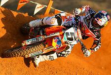 Ryan Dungey Motocross KTM Rider 11x17 Color Photo #3