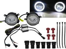 VECTRA C 2005-2008 DRL LED GLASS Fog Light Lamp for OPEL