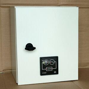 ATS Automatic Transfer Switch Panel 1Ph, 110A (AC1)+Generator Auto Start Output