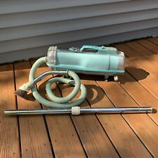 Vintage Electrolux Model Automatic G Vacuum Cleaner +hose+extension+duster brush