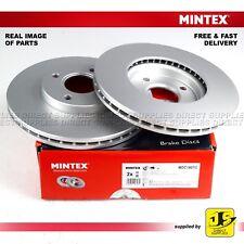 2X MINTEX FRONT DISC BRAKES MDC1807C FORD FIESTA V JH_, JD_ 11/01 - 03/10 ST150