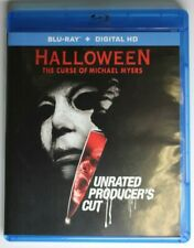 Halloween 6: The Curse of Michael Myers Unrated Producer's Cut (Blu-Ray 2015)
