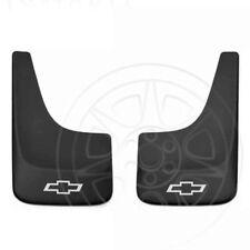 GM OEM Mud Flap-Splash Guards - Contour - Front or Rear Set - Black 19213391