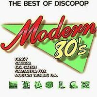 Modern 80s von Various | CD | Zustand gut