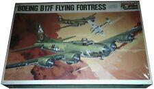 Boeing B17F Flying fortress Plastic Airplane Model Kit