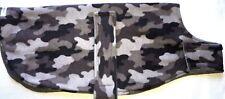 Mali Dog Coat Jacket Jumper Large 55cm  So Warm with DOUBLE FLEECE Male Dog Coat