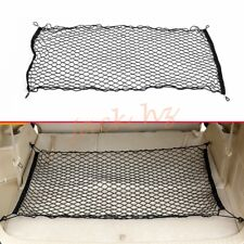 Car Rear Trunk Single Mesh Cargo Storage Elastic String Net Catcher Accessories