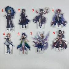 Anime love lives Acrylic Keychain Key Ring straps cosplay