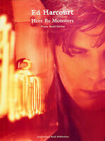 Ed Harcourt: Here Be Monsters Piano, Vocal & Guitar (with Chord Boxes) Sheet Mus