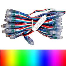 Weihnachtsbeleuchtung Pixel LED RGB Dump Pixel 5 Volt EEK A bis A++ (5,56 EUR/m)