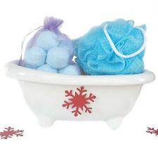 Ceramic Mini Bath Gift Set