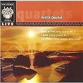 Dutilleux; Ligeti; Nancarrow - String Quartets  Very Good