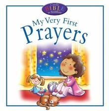 My Muy Primero Prayers Libro de Cartón (Vela Biblia Para Infantes) Juliet David