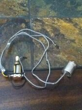 1950s Gibson Switchcraft Toggle switch, Input Jack Vintage