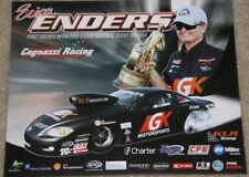 "2012 Erica Enders GK Motorsports ""3rd issued"" Chevy Cobalt PS NHRA postcard"