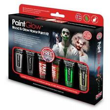 PaintGlow Halloween Blood and Glow Box Set- FAST USA SHIP!