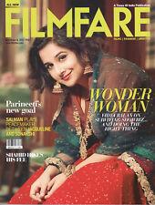 FILMFARE 8. November 2017 - Englischsprachiges Bollywood Magazin aus Indien