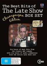The Late Show : Collection (DVD, 2016, 3-Disc Set)