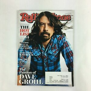 December2014 Rolling Stone Magazine The Passion of Dave Grohl The Host List 2014