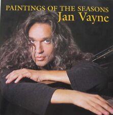 JAN VAYNE - PAINTINGS OF THE SEASON -  2 CD