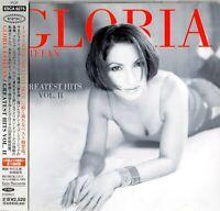 Gloria Estefan Greatest Hits Vol. II JAPAN CD OBI +1 Bonus track