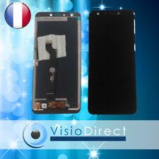 """Ecran pour ASUS Zenfone 5 Lite ZC600KL X017DA 6"""" noir vitre tactile + LCD"""