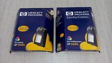 Kit 2 cartuccia HP 51641A originale 41 colore DESKJET 820cxi/850c/870cxi 1100c