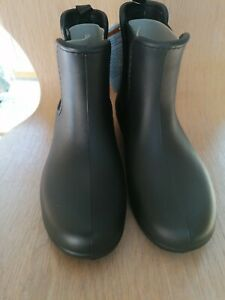 Womens Size 3 Crocs Ankle Boots/Wellingtons Bnwt