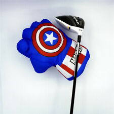 NEW Captain American Boxing Golf Driver Headcover 460cc The Fist Wood Cover