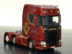 Scania S highline CS20H 6x2 twinsteer, WSI truck models 04-2096