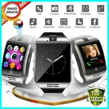 reloj inteligente para SIM card camar telefono/Smart watch Unisex phone facebook